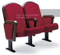 Chairs for the Assembly hall. Auditorium chairs