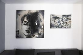 Декоративная роспись стен от дизайн студии Романа Москаленко✅