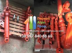 Disassembly of tractors Kirovets Parts K-700, K-701