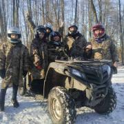 Good afternoon, the most affordable ATV rentals in Kiev