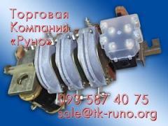 Контактор КТП-6023 – коммутационный аппарат №1