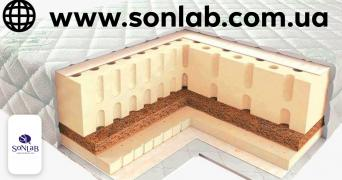 Latex mattress SoNLaB Latex Т18, height 20 cm