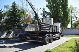 Manipulator for rent, Kiev