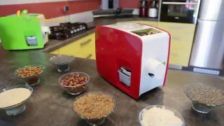 Маслопрес шнековий для кухні YODA