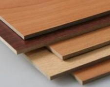 MDF laminated color