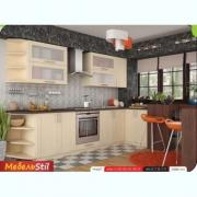 Modular kitchen Quad custom
