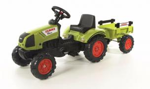 Pedal tractor with Trailer Falk Ranch Trac 2040A