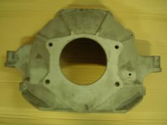 Перехідна Плита двигуна ЗІЛ 5301 Бичок