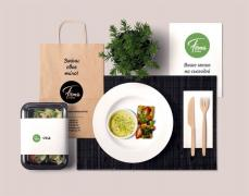 Ready business: delivery of healthy food Fitnessfood + Cafe