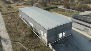 Rent warehouse and industrial buildings