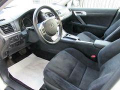 Salvage yards Lexus CT 200H 1.8 11-18 g. i