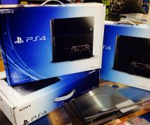 Sony PlayStation 4 (pic(latest model) - 500 GB Black Console