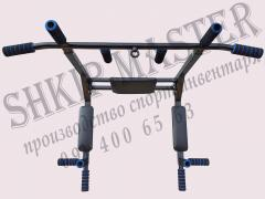the horizontal bar parallel bars press