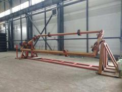 Tilter under the order from the manufacturer, Moscow